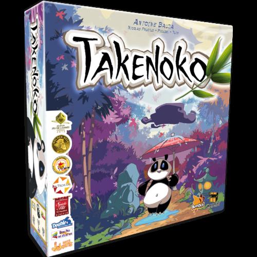 Takenoko társasjáték