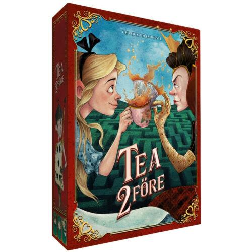 Tea 2 főre társasjáték