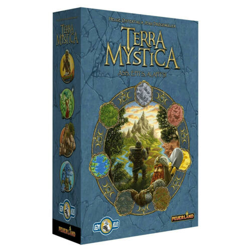 Terra Mystica társasjáték