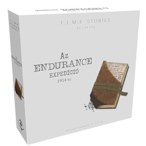 T.I.M.E Stories: Az Endurance Expedíció kiegészítő