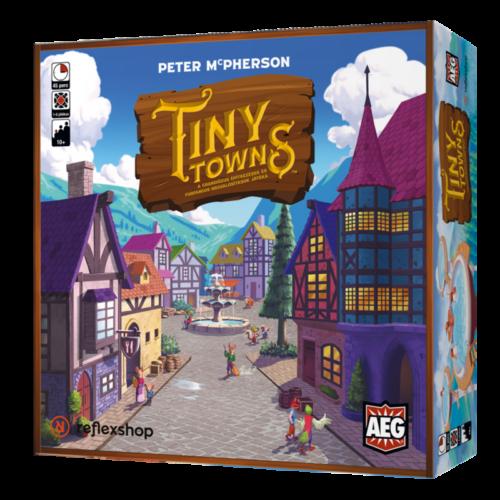 Tiny Towns társasjáték