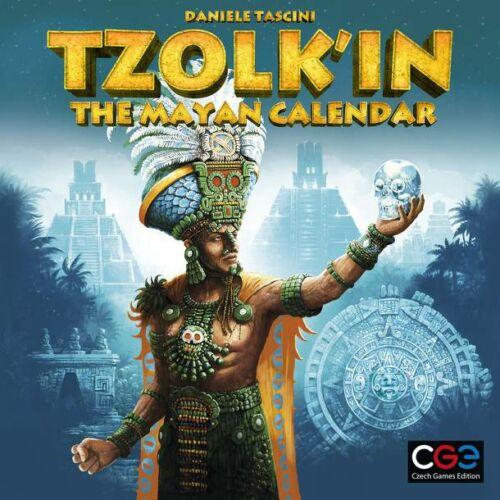 Tzolkin: The Mayan Calendar angol nyelvű társasjáték