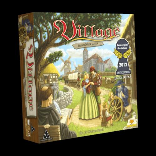 Village: Nemzedékek Játéka társasjáték