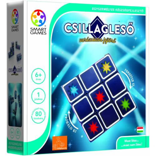 csillagleső smart games