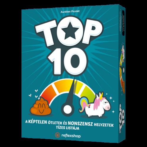 top 10 társas
