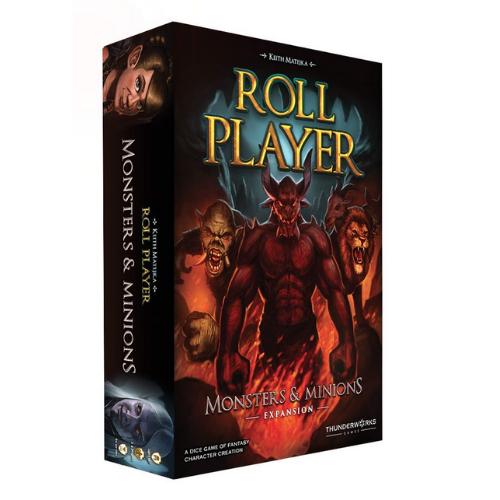 Roll Player Monsters & Minions kiegészítő