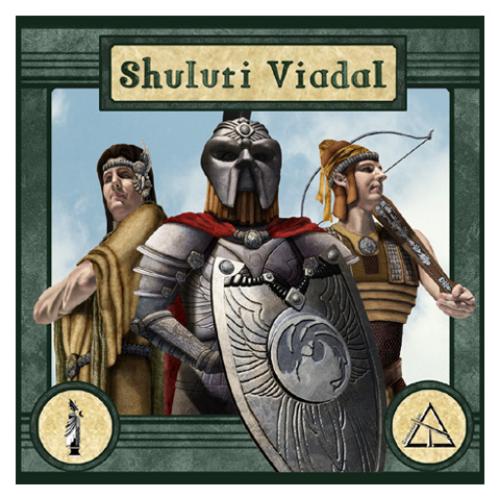 Shuluri Viadal társasjáték