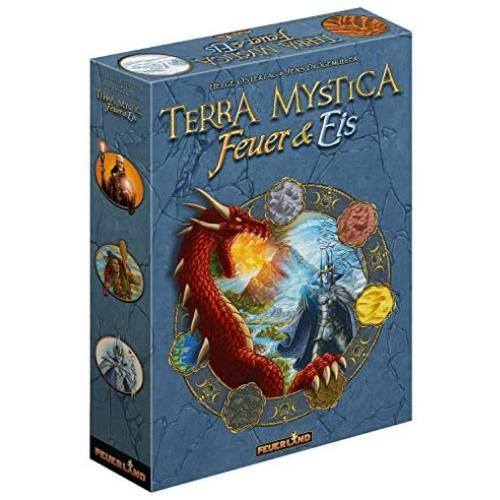 Terra Mystica: Feuer & Eis
