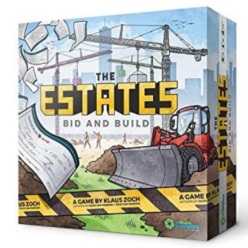 The Estates társasjáték