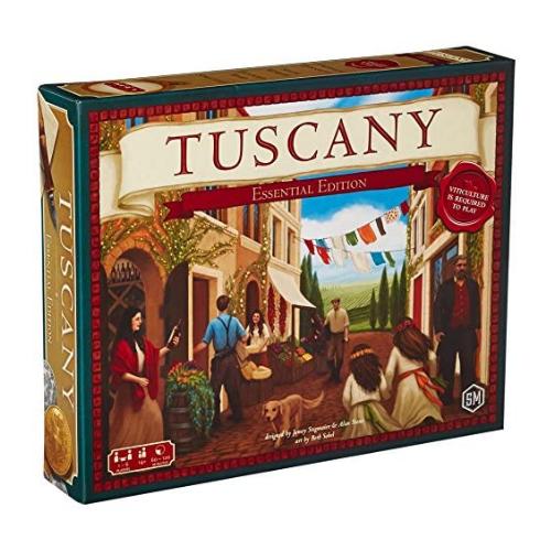 Viticulture: Tuscany: Essential Edition kiegészítő