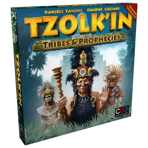 Tzolk'in Tribes & Prophecies