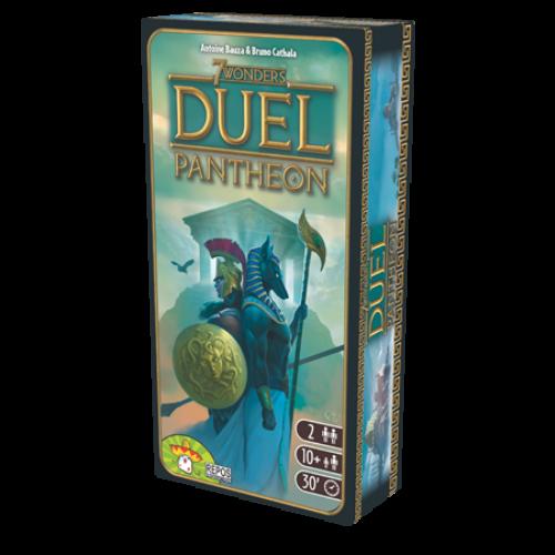 7 Wonders: Duel – Pantheon kiegészítő (angol)