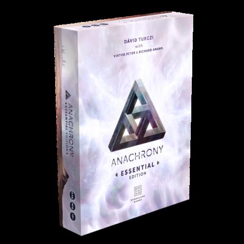 Anachrony Essential Edition társasjáték