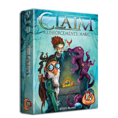 claim reinforcements magic