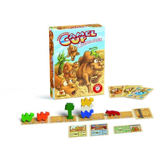 camel up kártya