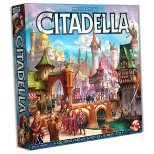 Citadella - új, bővített kiadás társasjáték