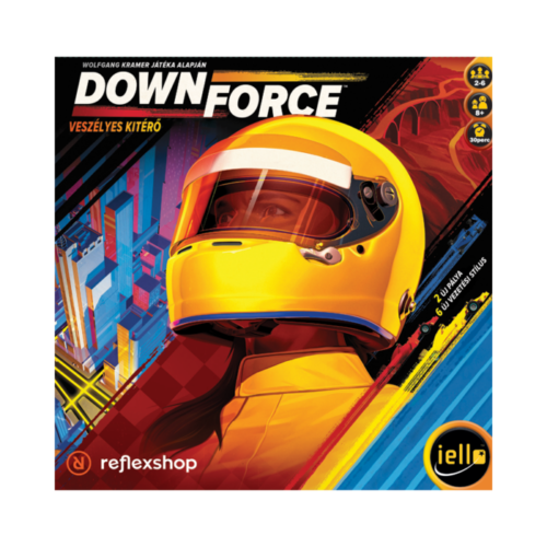 Downforce: Veszélyes Kitérő kiegészítő