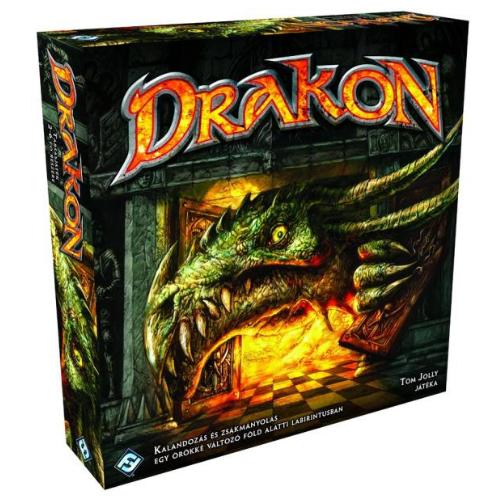 drakon társasjáték