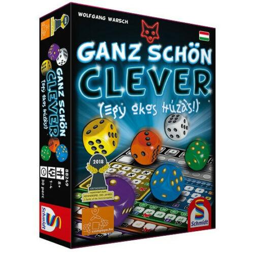 Ganz Schön Clever társasjáték