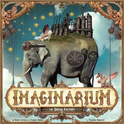 Imaginarium (angol) társasjáték