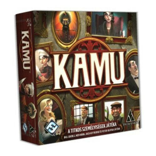 Kamu (Hoax) társasjáték