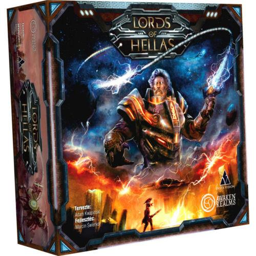 Lords of Hellas társasjáték