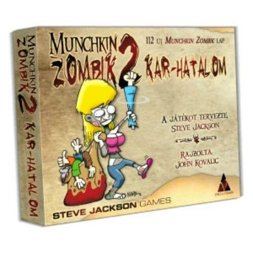 Munchkin Zombik 2: Kar-Hatalom kiegészítő