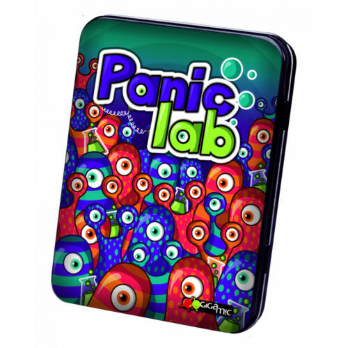 Panic Lab társasjáték