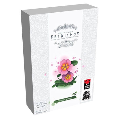Petrichor: Virágok kiegészítő