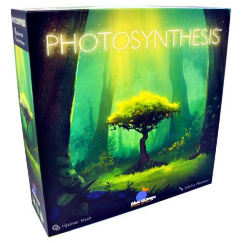 Photosynthesis társasjáték