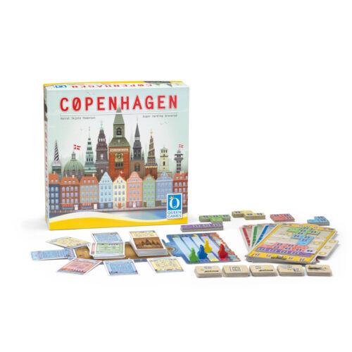 copenhagen társasjáték