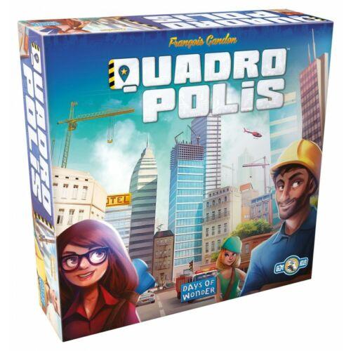 Quadropolis társasjáték