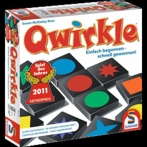 Qwirkle társasjáték