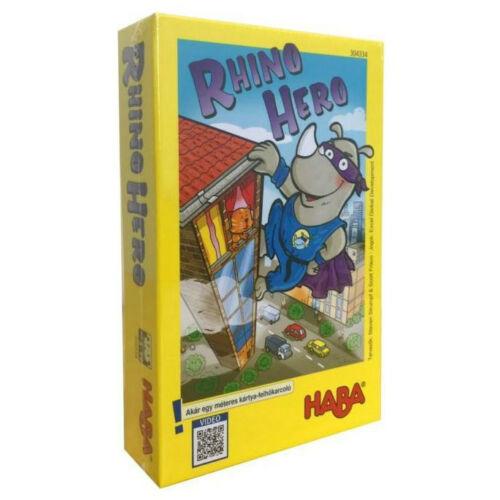 Rhino Hero társasjáték