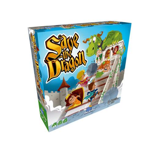 Save the Dragon társasjáték