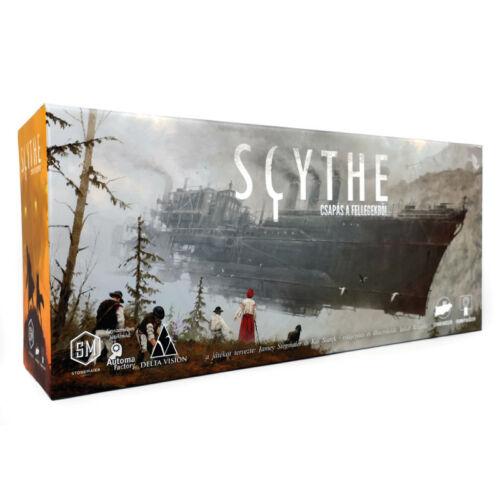 Scythe - Csapás a Fellegekből Kiegészítő