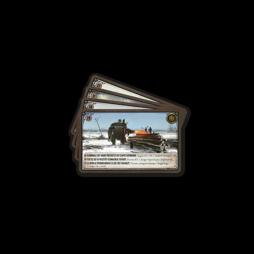 Scythe promó lap csomag 1. kiegészítő