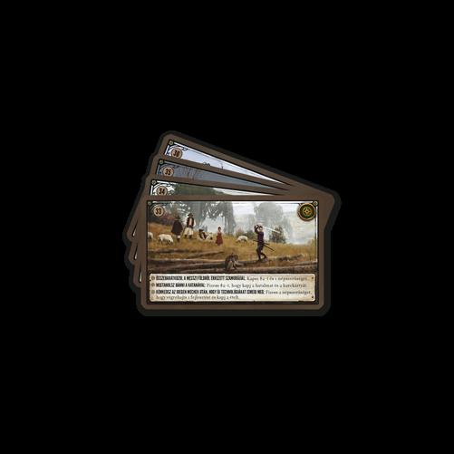 Scythe promó lap csomag 2. kiegészítő