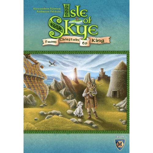 Skye Szigete társasjáték