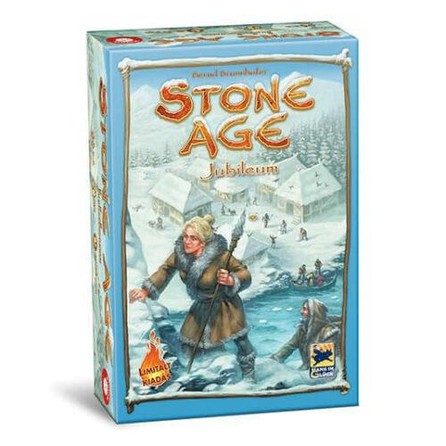 Stone Age: 10th Anniversary (limitált jubileumi kiadás) társasjáték