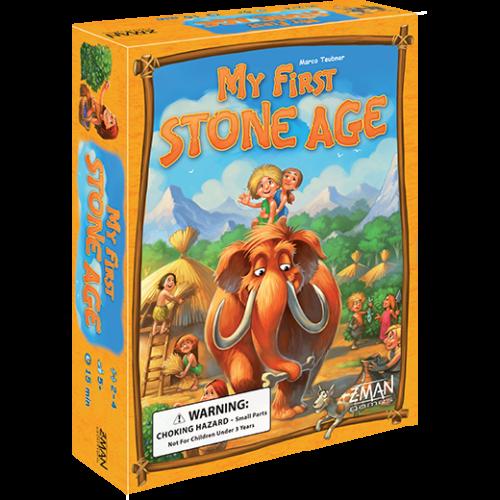 Stone Age Junior (My First Stone Age) társasjáték