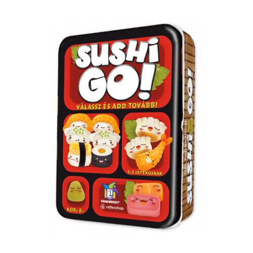 Sushi Go! társasjáték