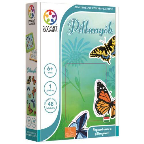 pillangók smartgames játék