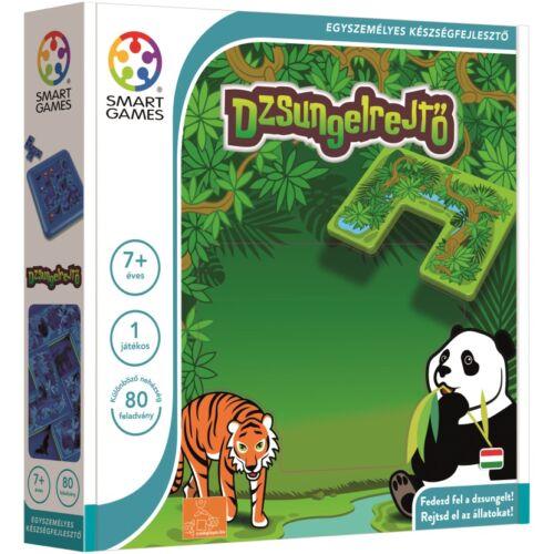 Dzsungelrejtő SmartGames logikai játék
