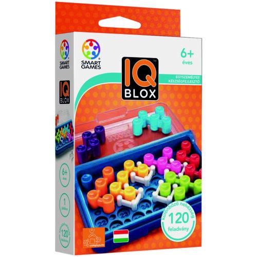 IQ-Blox SmartGames logikai játék