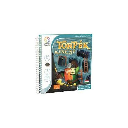 Magnetic Travel Törpék Kincse SmartGames logikai játék