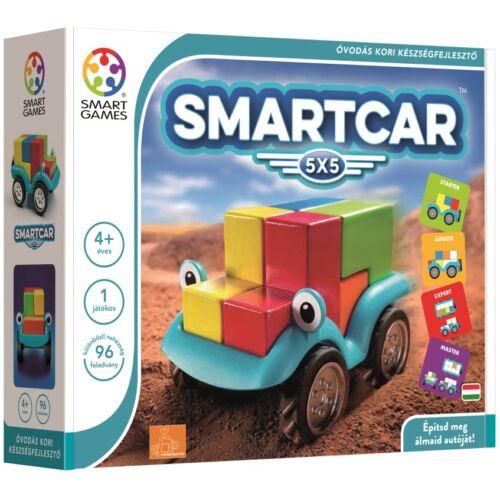 Smart Car 5 x 5 SmartGames logikai játék