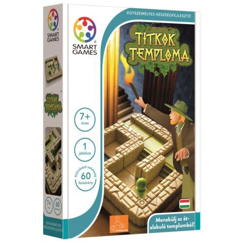 titkok temploma menekülés a labirintusból