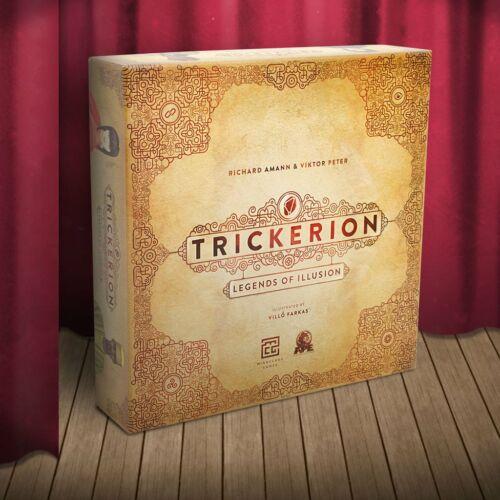 Trickerion társasjáték