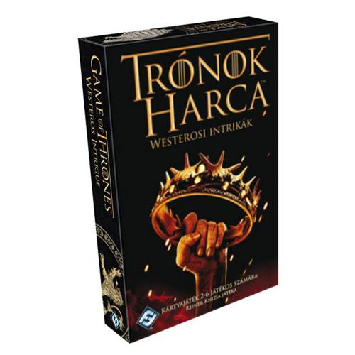 Trónok Harca: Westerosi Intrikák társasjáték